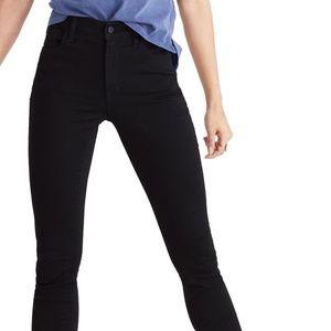 Madwell - Roadtripper Jeans in Bennett Black Size